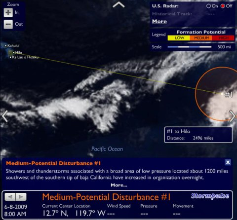 Stormpulse Eastern Pacific basin coverage
